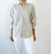 Georgia Striped Buttondown