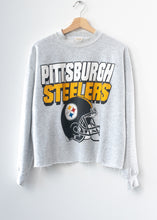 Pittsburgh Steelers Cropped Sweatshirt