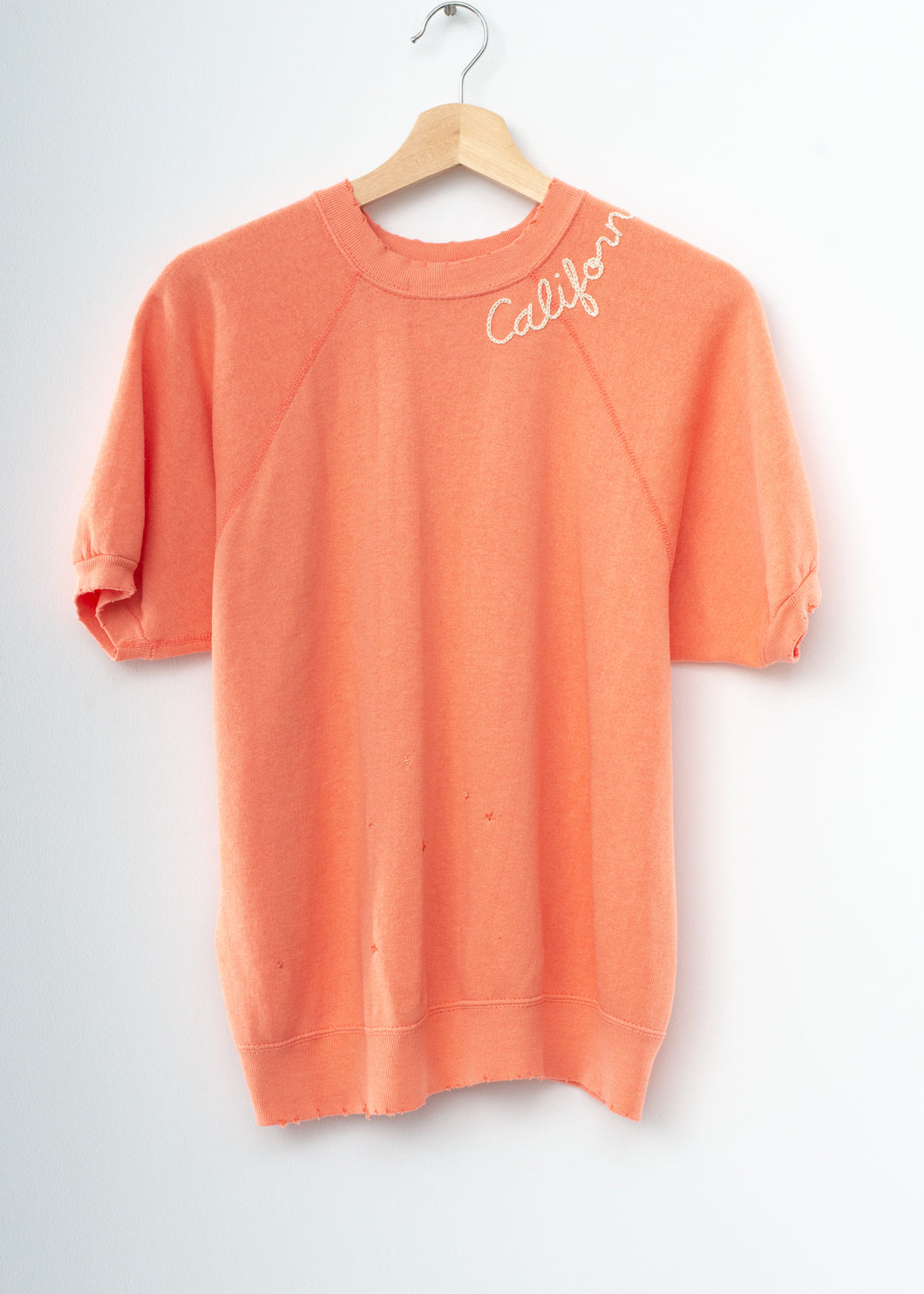 California Shorty Sweatshirt - Grapefruit