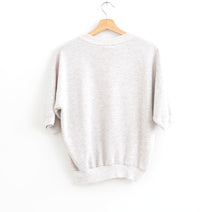 California Shorty Sweatshirt - Light Heather Grey