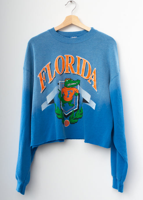 Florida Gators Cropped Sweatshirt