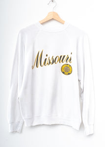 University of Missouri Sweatshirt