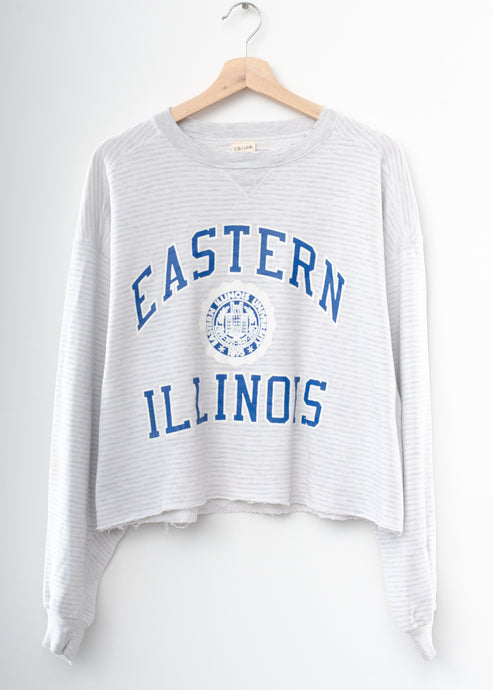 Eastern Illinois Cropped Sweatshirt