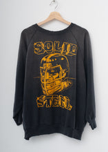 Solid Steel Sweatshirt