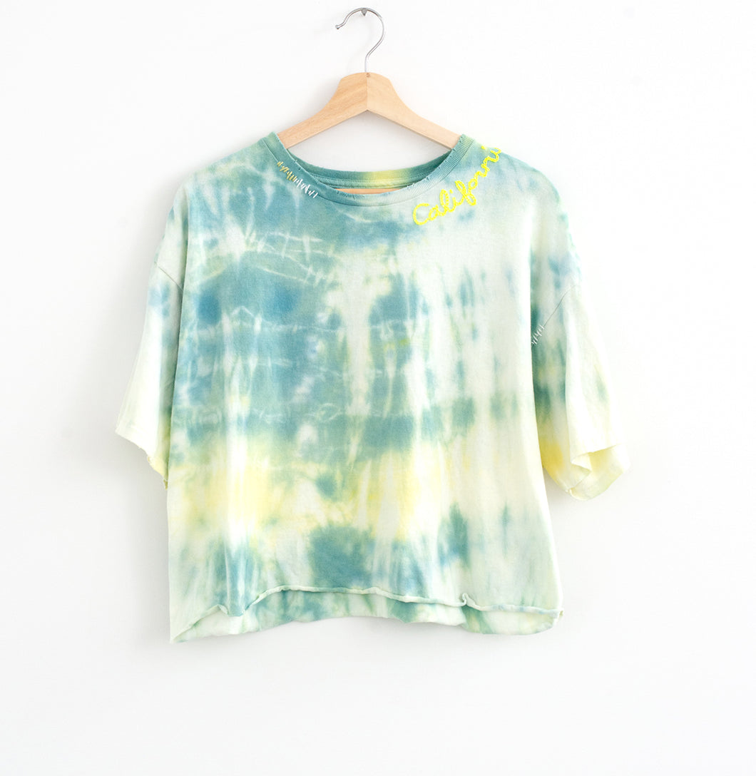 Highlights Cropped Tee