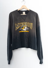 Mizzou Crop Sweatshirt