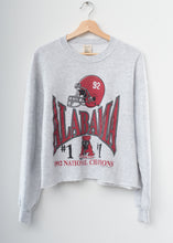 Alabama 92' Crop Sweatshirt