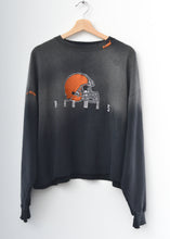 Cleveland Browns Cropped Sweatshirt