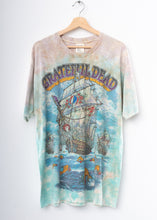 Grateful Dead Ship Of Fools Rhinestone Tee
