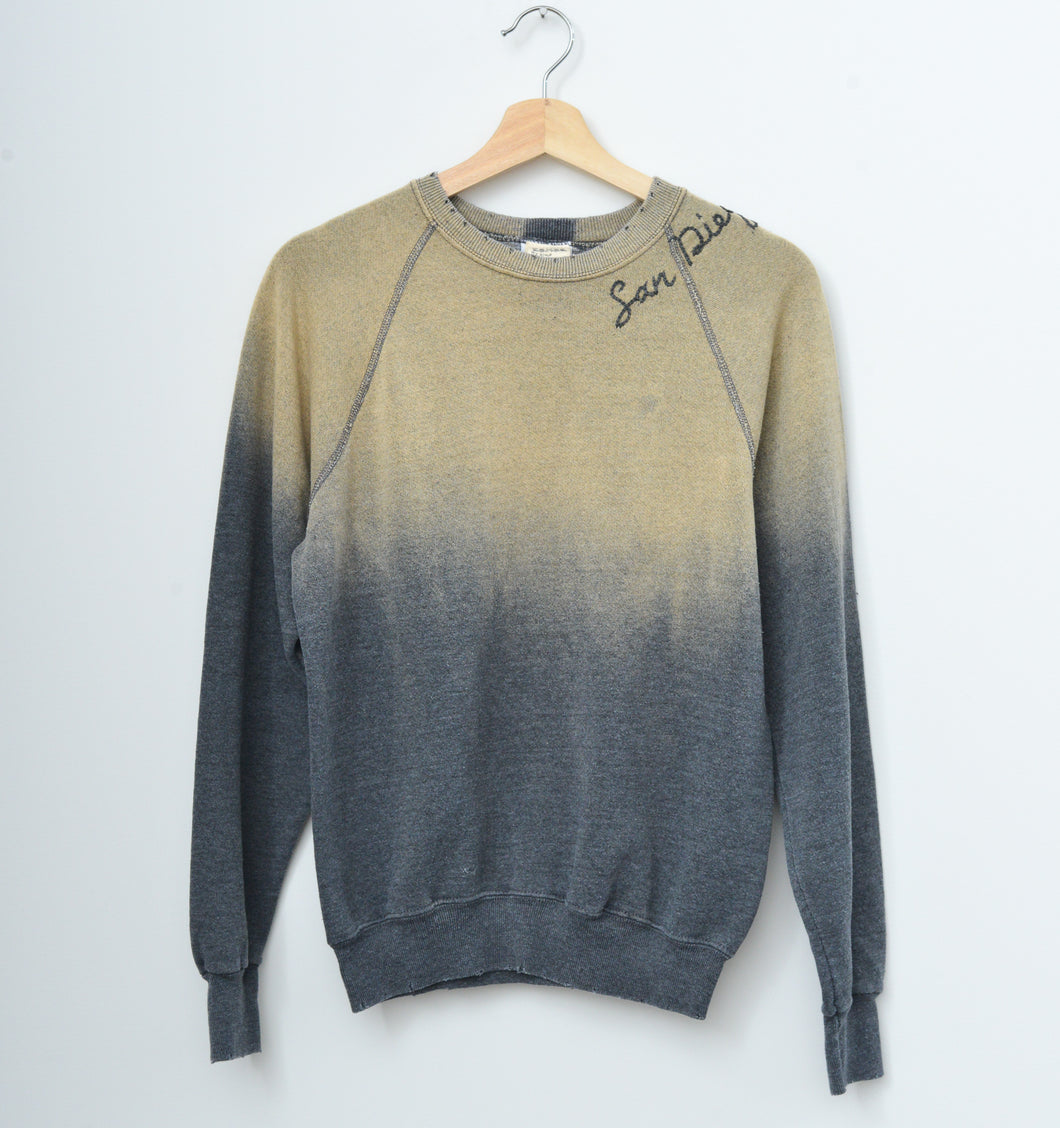 San Diego Sweatshirt-Almond Buff