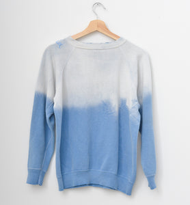 California Sweatshirt - Ocean Blue