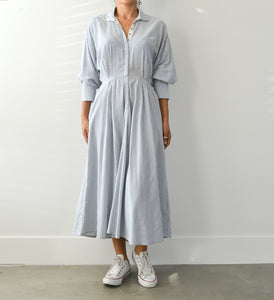 Sunday Button Down Dress
