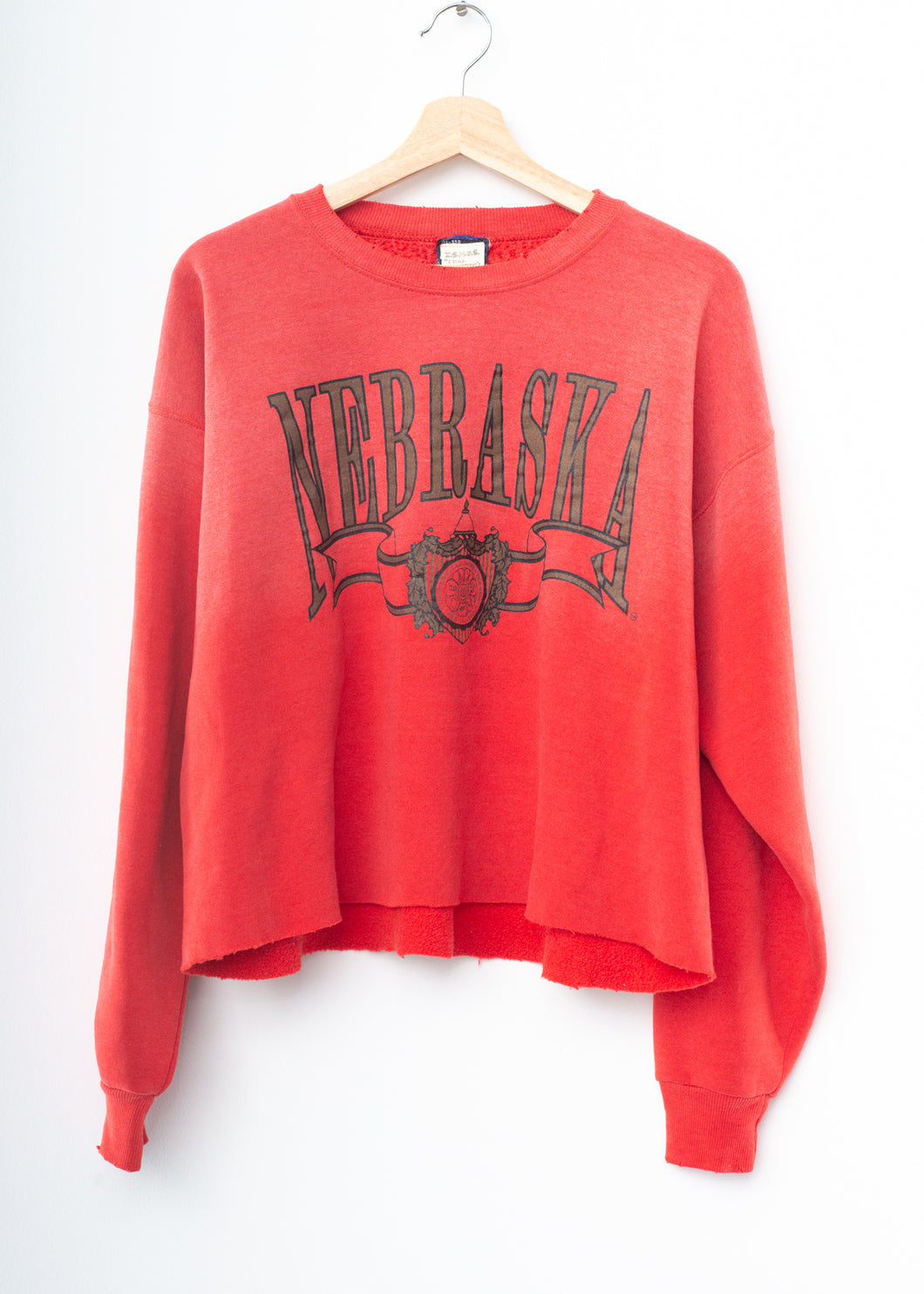 Nebraska Crop Sweatshirt