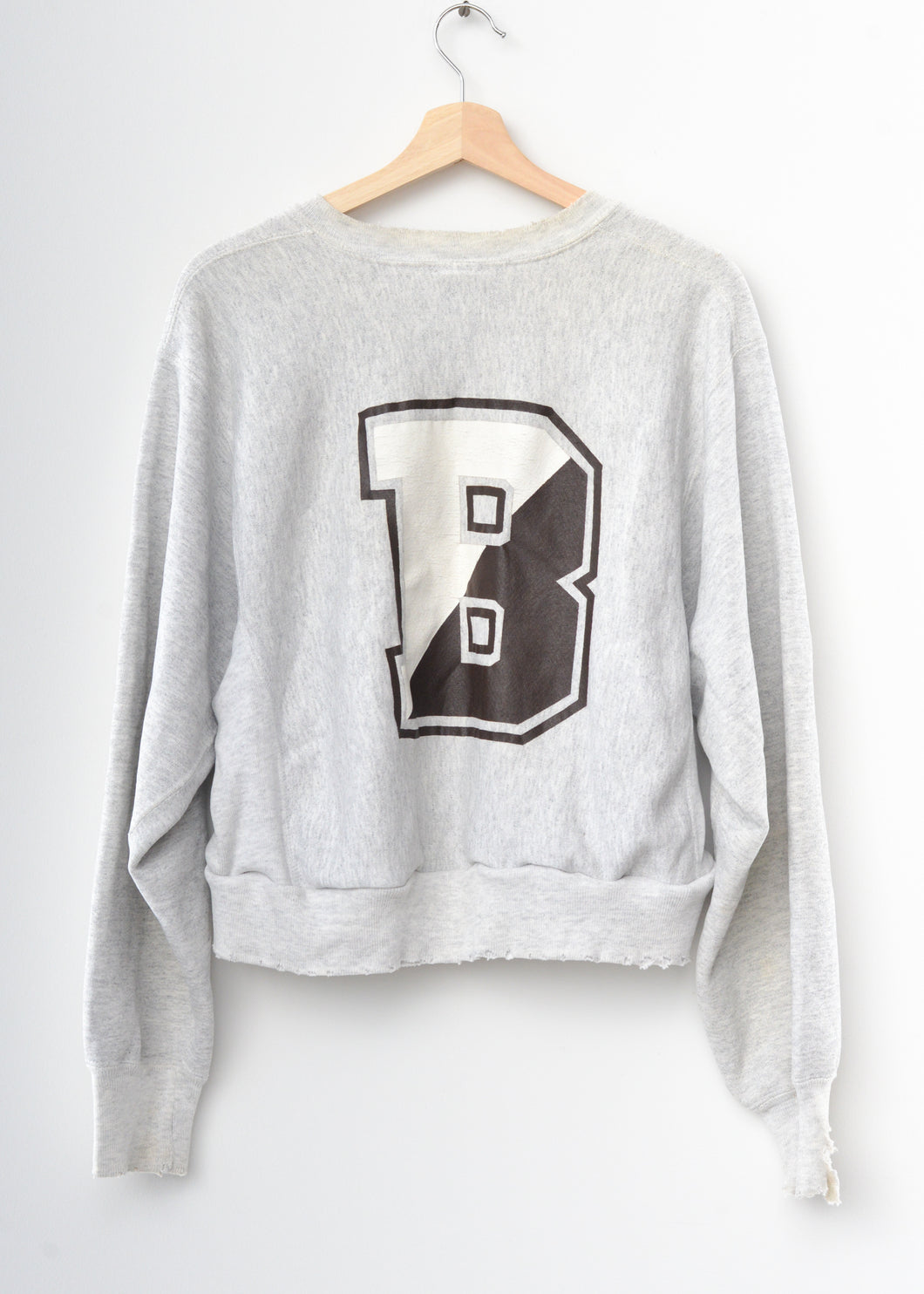 Brown University Crop Sweatshirt