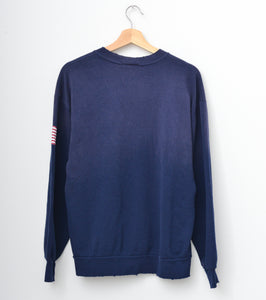 USA Sweatshirt - Twilight Blue