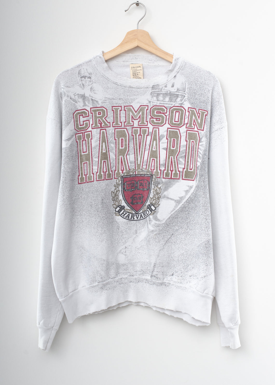 Crimson Harvard Sweatshirt