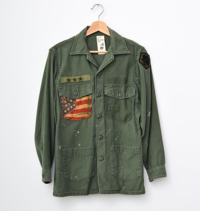 Born In The USA Army Jacket