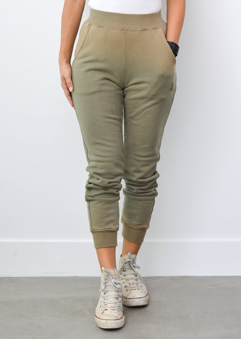 PALOMA SWEAT PANTS IN SAGE GREEN