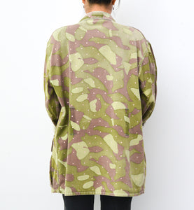Allover Stone Army Jacket