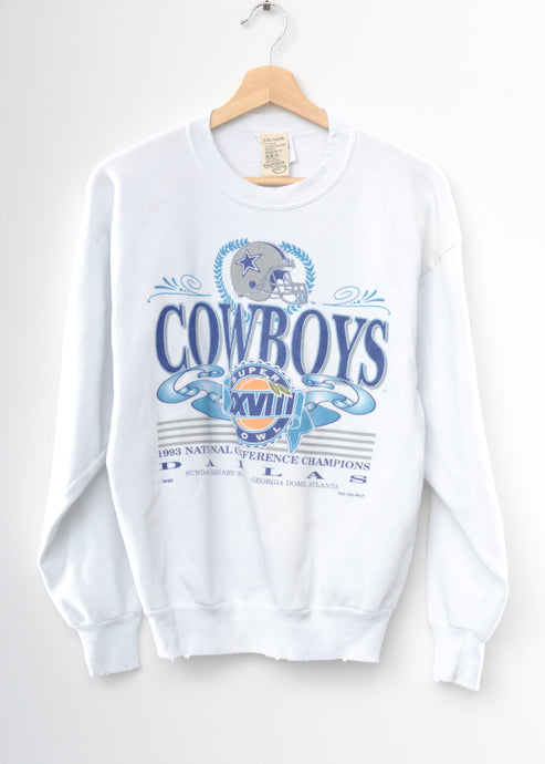 Cowboys Super Bowl Champions Sweatshirt