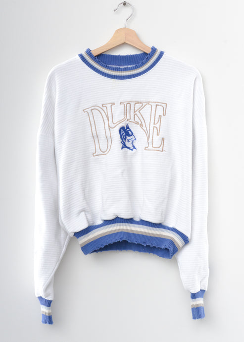 Duke Crop Sweatshirt