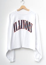 Illinois Crop Sweatshirt