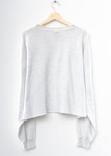 New York Cashmere Round Neck -Charcoal Gray