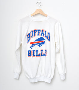 Buffalo Bills Sweatshirt - Snow White