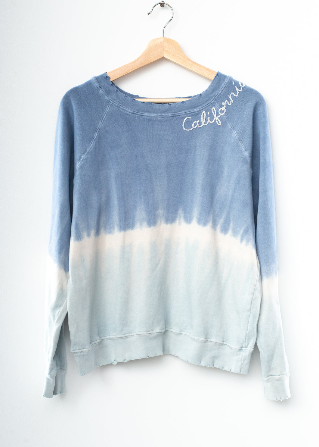 Desert Breeze California Sweatshirt - Sky