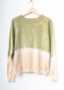 Desert Breeze California Sweatshirt - Sand