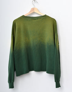 Packers Sweatshirt -Sun Faded Green