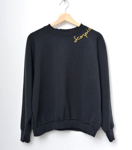 Horoscope Sweatshirt - Scorpio