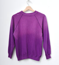 Aquarius Sweatshirt -Purple S