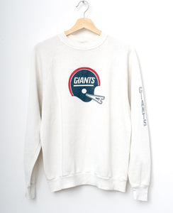 Giants Sweatshirt -Cream