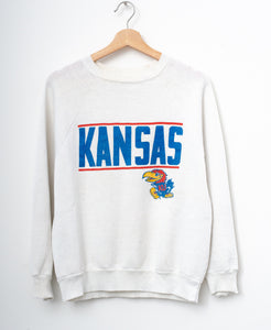 Kansas Sweatshirt - Off White