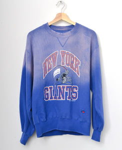 New York Giants Sweatshirt -Blue