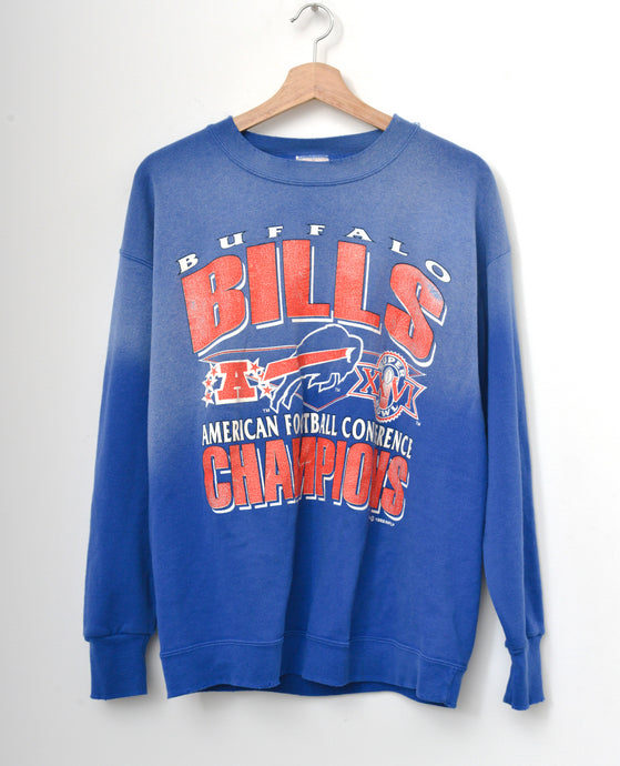 Buffalo Bills Sweatshirt -Blue