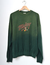 Embroidery Mickey & California Embroidery Sweatshirt - Silver Pine