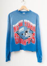 Giants Crop Sweatshirt