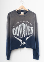 Dallas Cowboys Crop Sweatshirt