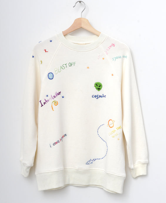 UFO Sweatshirts - Off White
