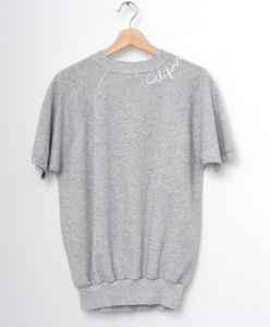 California Shorty Sweatshirt - H.grey