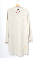 UFO Tunic Dress - Natural