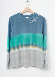 Yellowstone California Sweatshirt - Blue