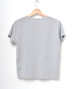Planet Tee-H.Grey