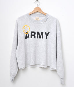 Happy Army Sweatshirt
