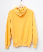 Happy Face Hoodie - Yellow