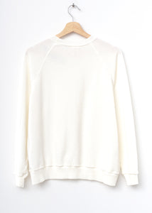 Ditto Sweatshirt- Off White