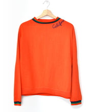 California Sweatshirt- Orange Medium