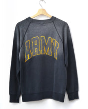 US Army Sweatshirt-Smokey Black